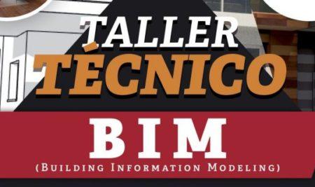 Taller Técnico BIM